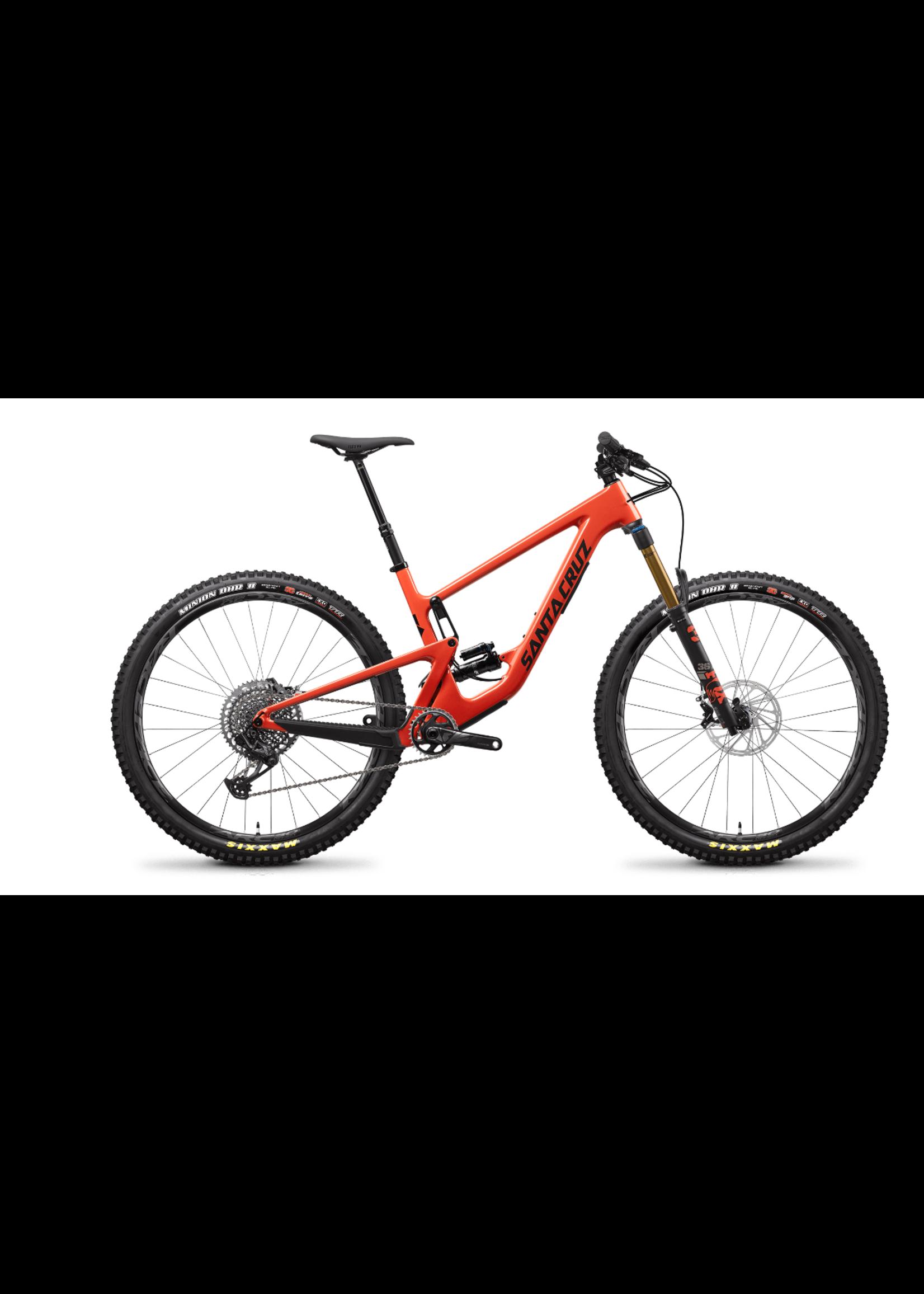 Santa Cruz Bicycles 2021 Santa Cruz Hightower CC, X01
