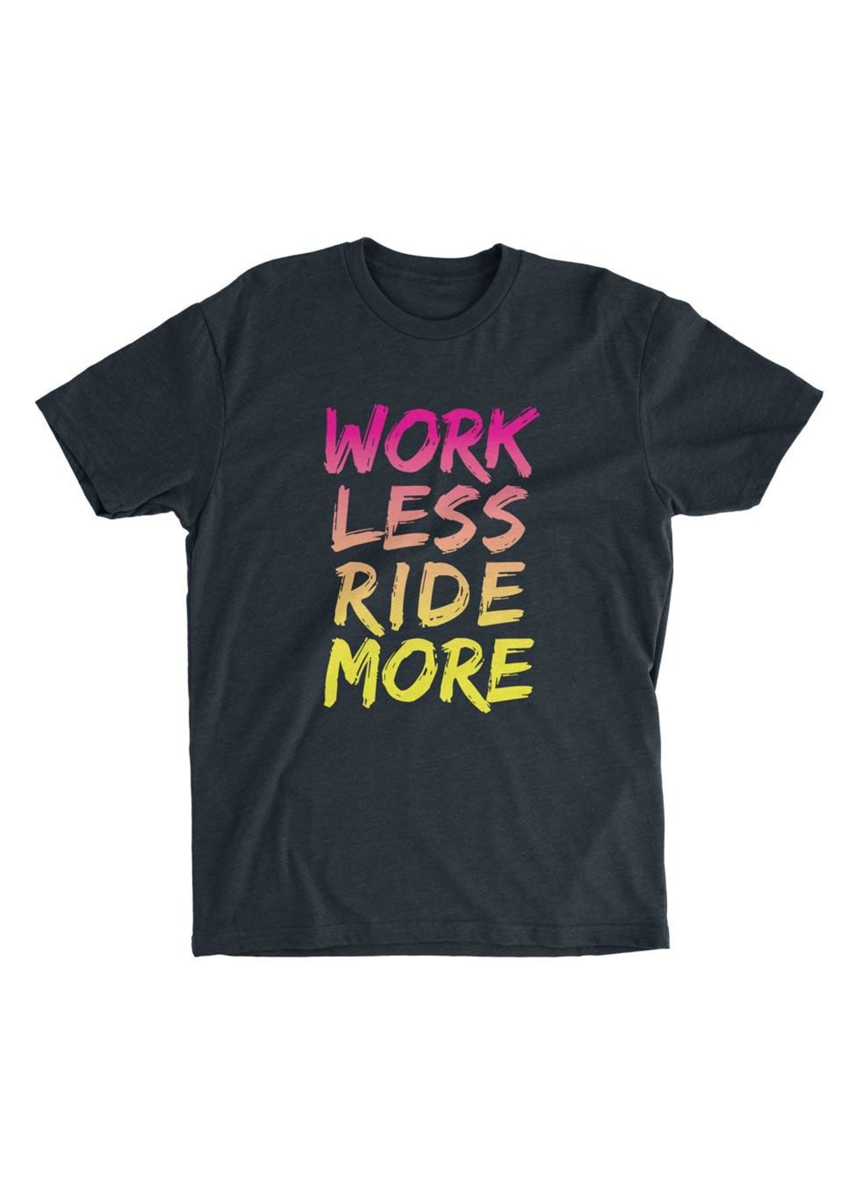 ONE UP COMPONENTS OneUp Work Less Ride More T-Shirt