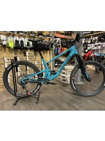 Santa Cruz Bicycles 2021 DEMO Santa Cruz 5010 C, XT-RSV, Blue, Large