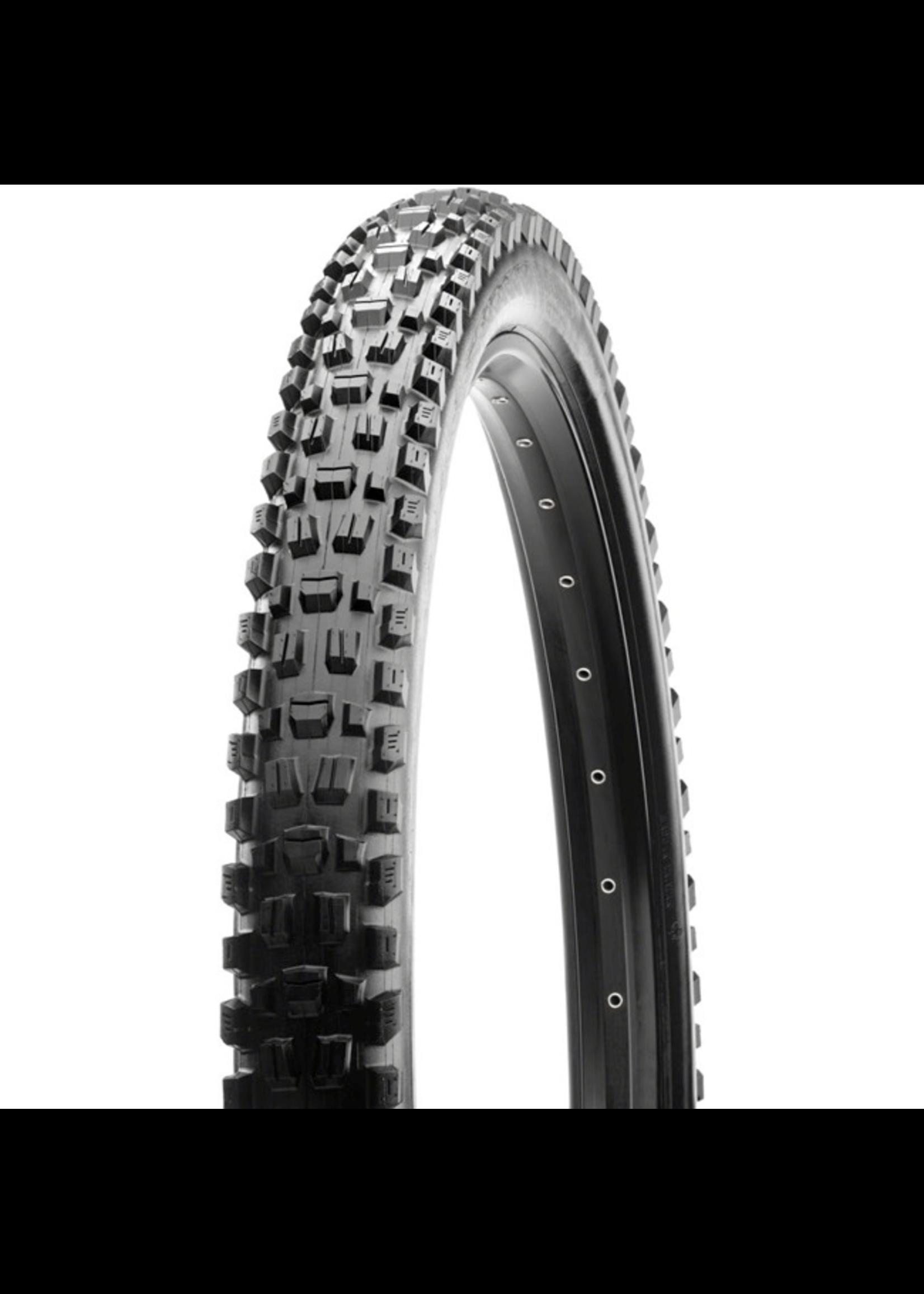 Maxxis Maxxis, Assegai, Tire, 27.5''x2.50, Folding, Tubeless Ready, 3C Maxx Grip, EXO+, Wide Trail, 120TPI, Black