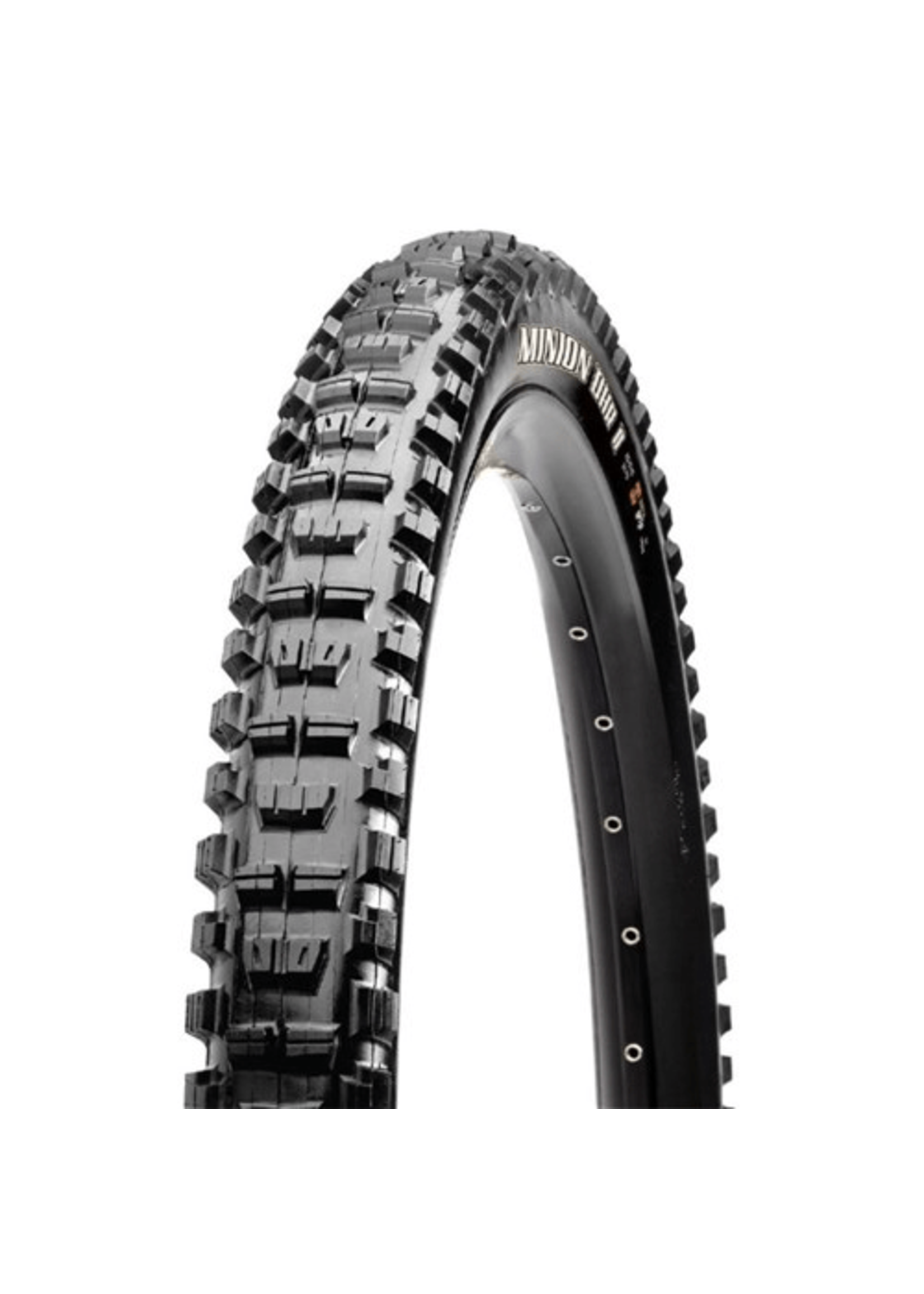 Maxxis Maxxis, Minion DHR2, Tire, 29''x2.40, Folding, Tubeless Ready, 3C Maxx Grip, Double Down, Wide Trail, 120x2TPI, Black