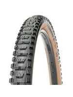 Maxxis Maxxis, Minion DHR2, Tire, 27.5''x2.40, Folding, Tubeless Ready, Dual, EXO, Wide Trail, 60TPI, Tanwall