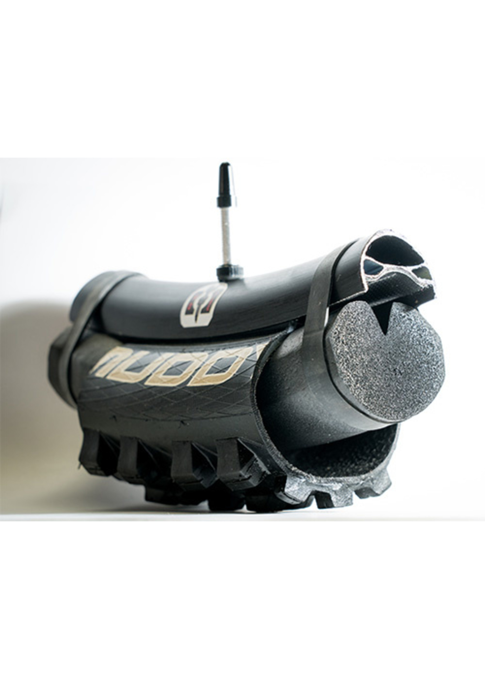 Flat tire Defender Flat tire Defender kit de 2 mousses avec 2 valves