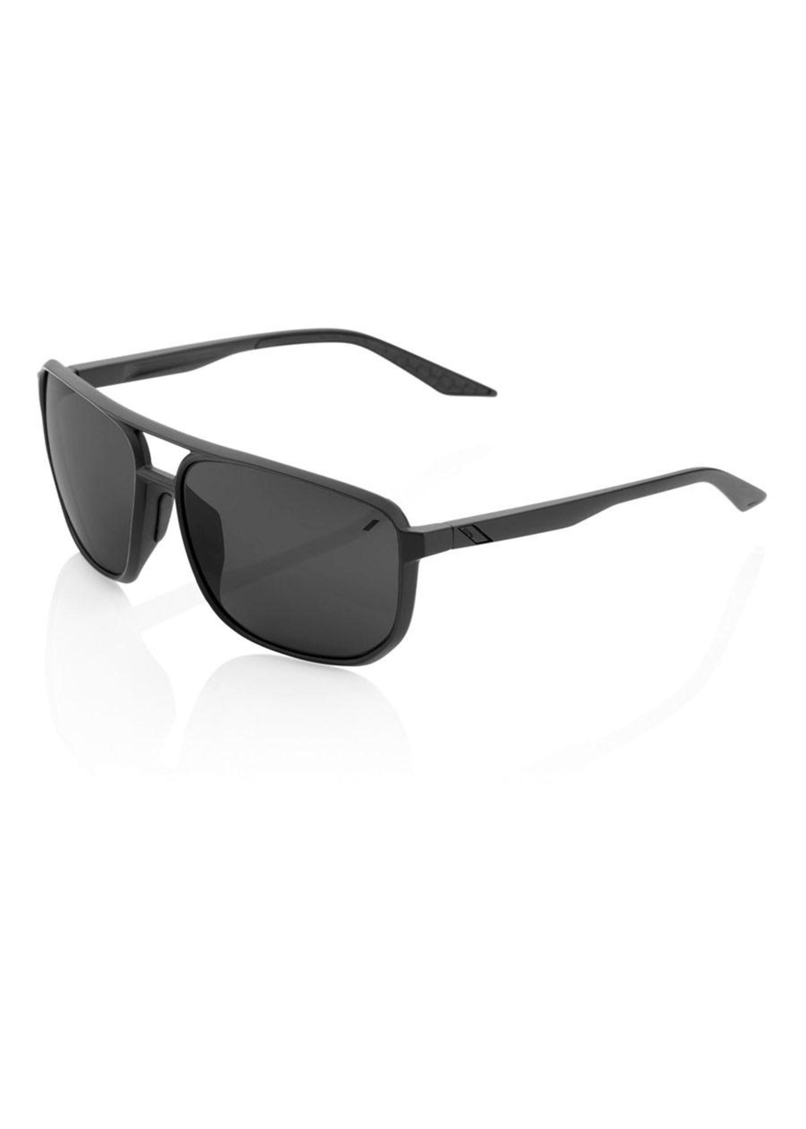 100% 100% Konnor Aviator Square Glasses Lunettes Active