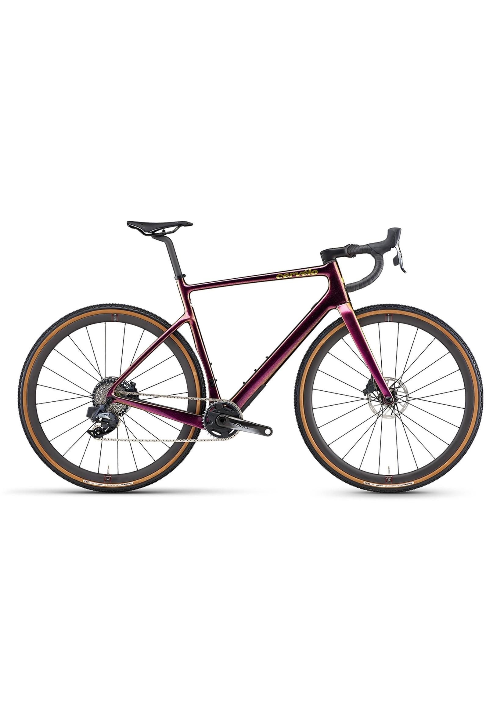 Cervelo Cycles Cervélo Aspero-5 Force AXS 1 Purple Sunset