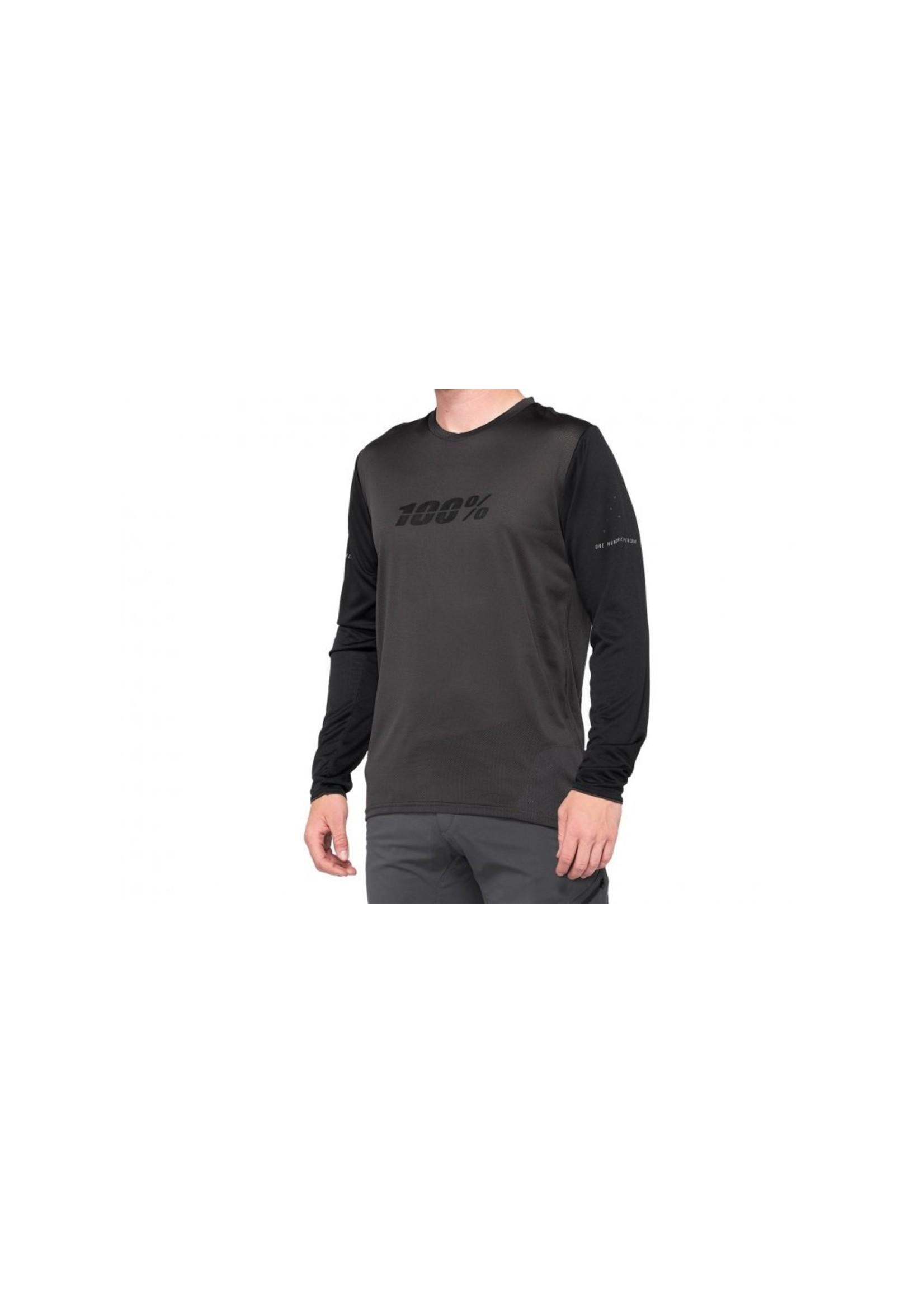 100% 100% RideCamp Long Sleeve Jersey, Men's