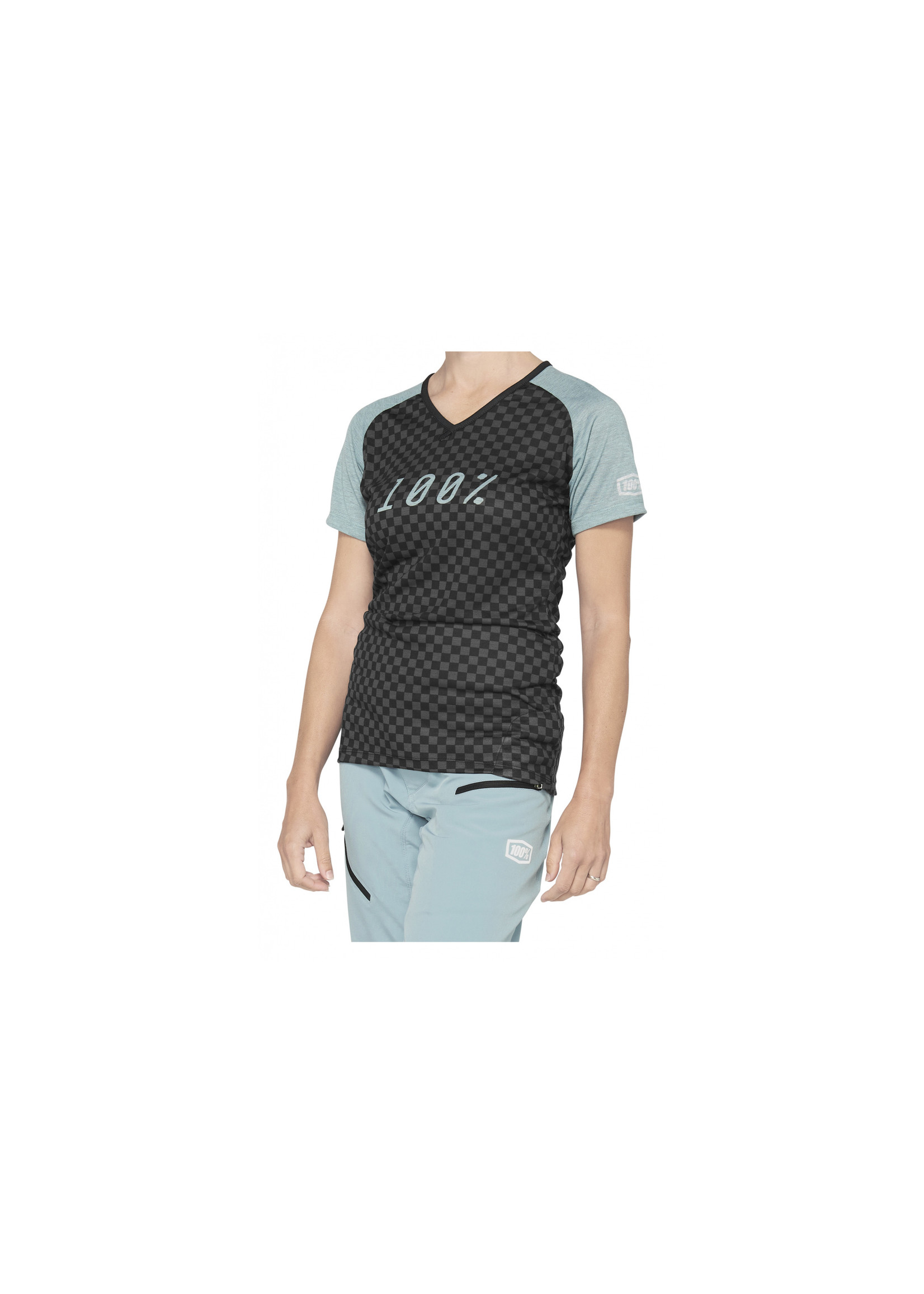 100% 100%  Women's AirMatic All Mountain Jersey