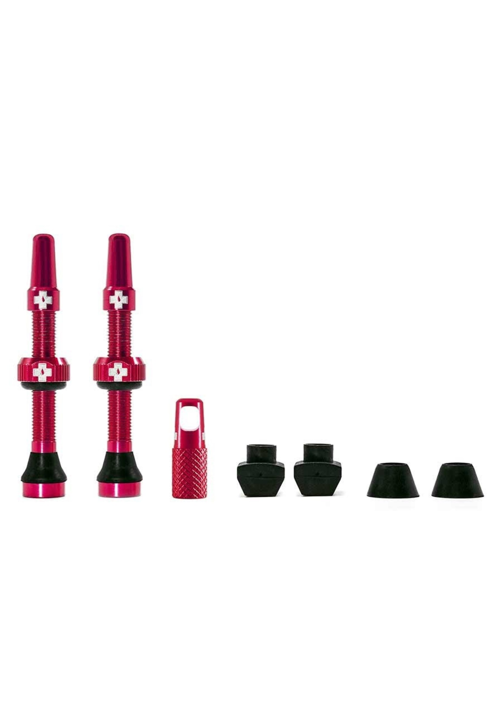 Muc-Off Muc-Off Tubeless Valve 44mm, Paire