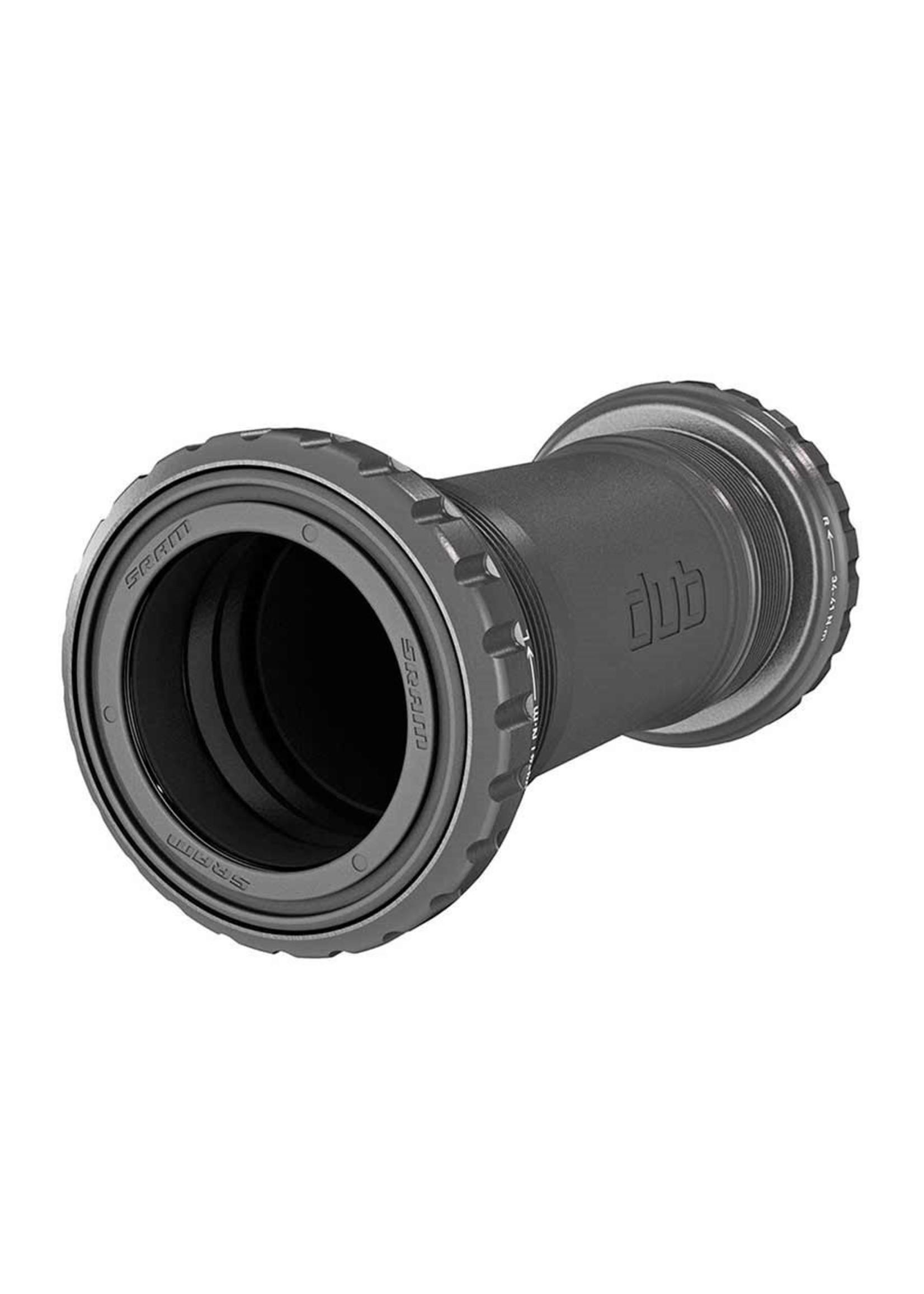 Sram SRAM, DUB British 73mm, External Cup BB, British, 73mm, 28.99mm