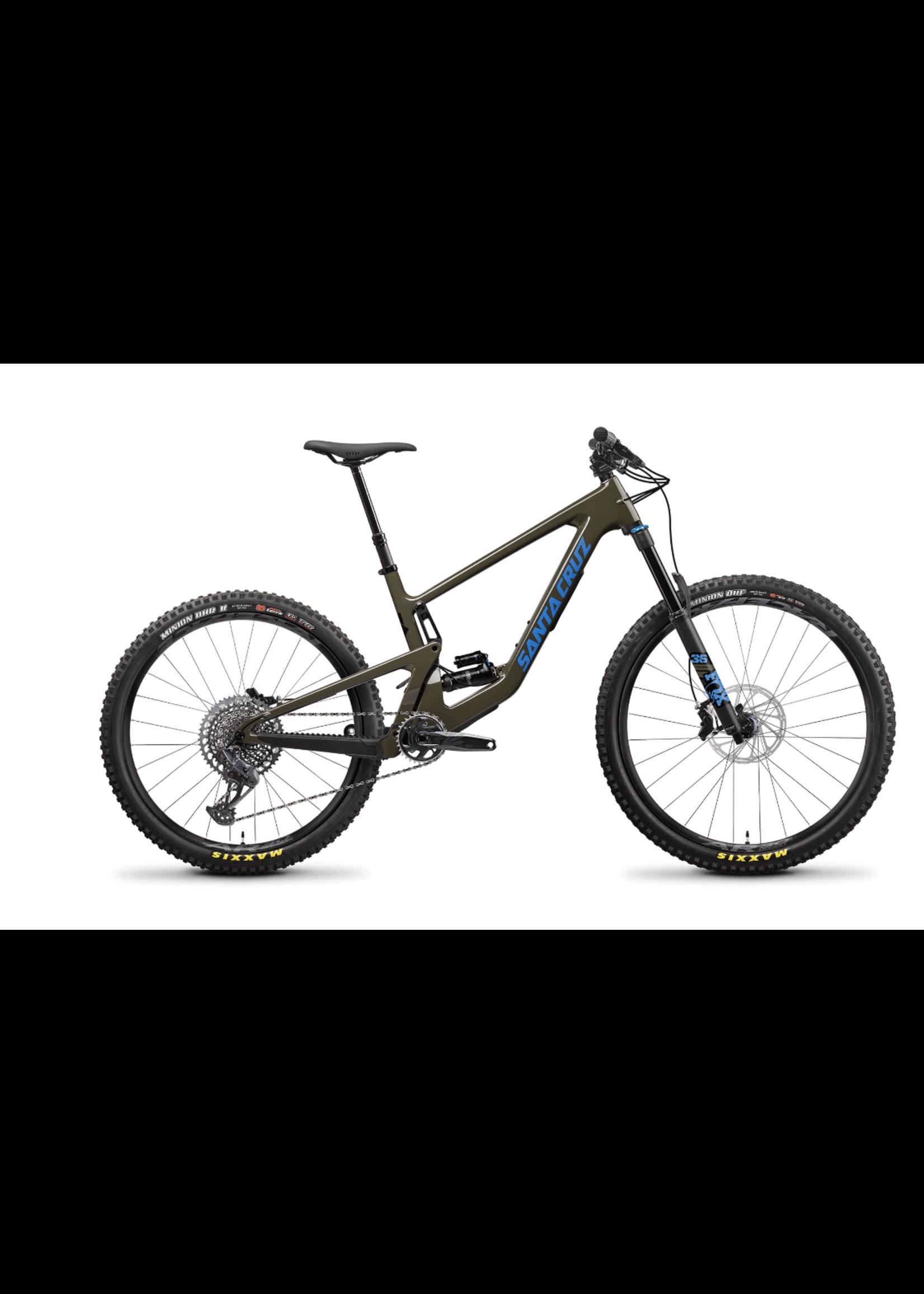 Santa Cruz Bicycles 2022 Santa Cruz Bronson MX C, S-Kit