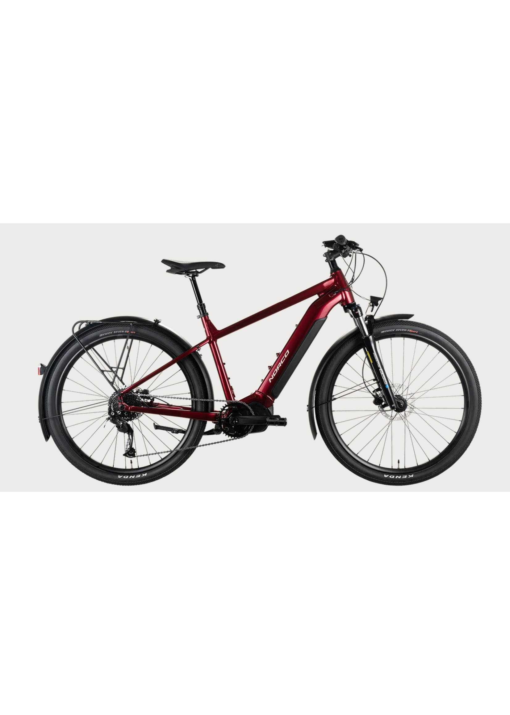 """NORCO BICYCLES Norco Indie VLT 1, Red 27.5"""""""