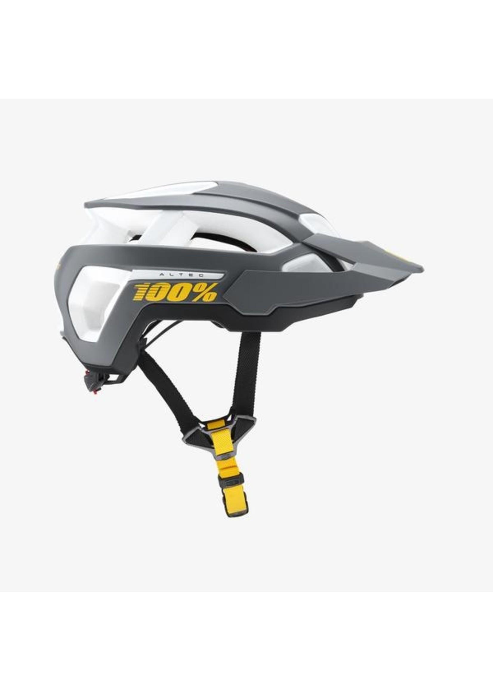 100 Percent 100% ALTEC Helmet Charcoal L/XL