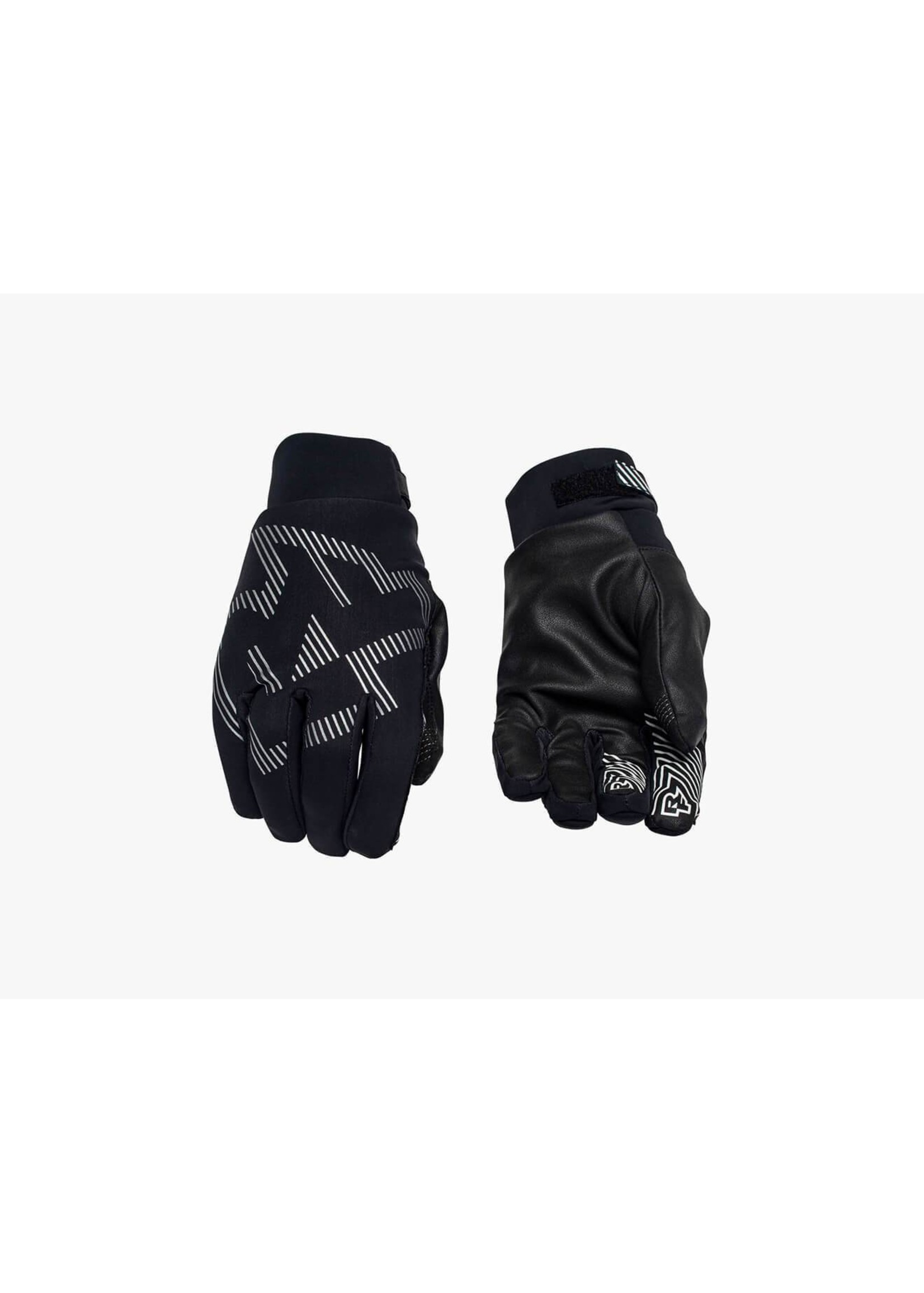 Race Face Conspiracy Gloves, Black,