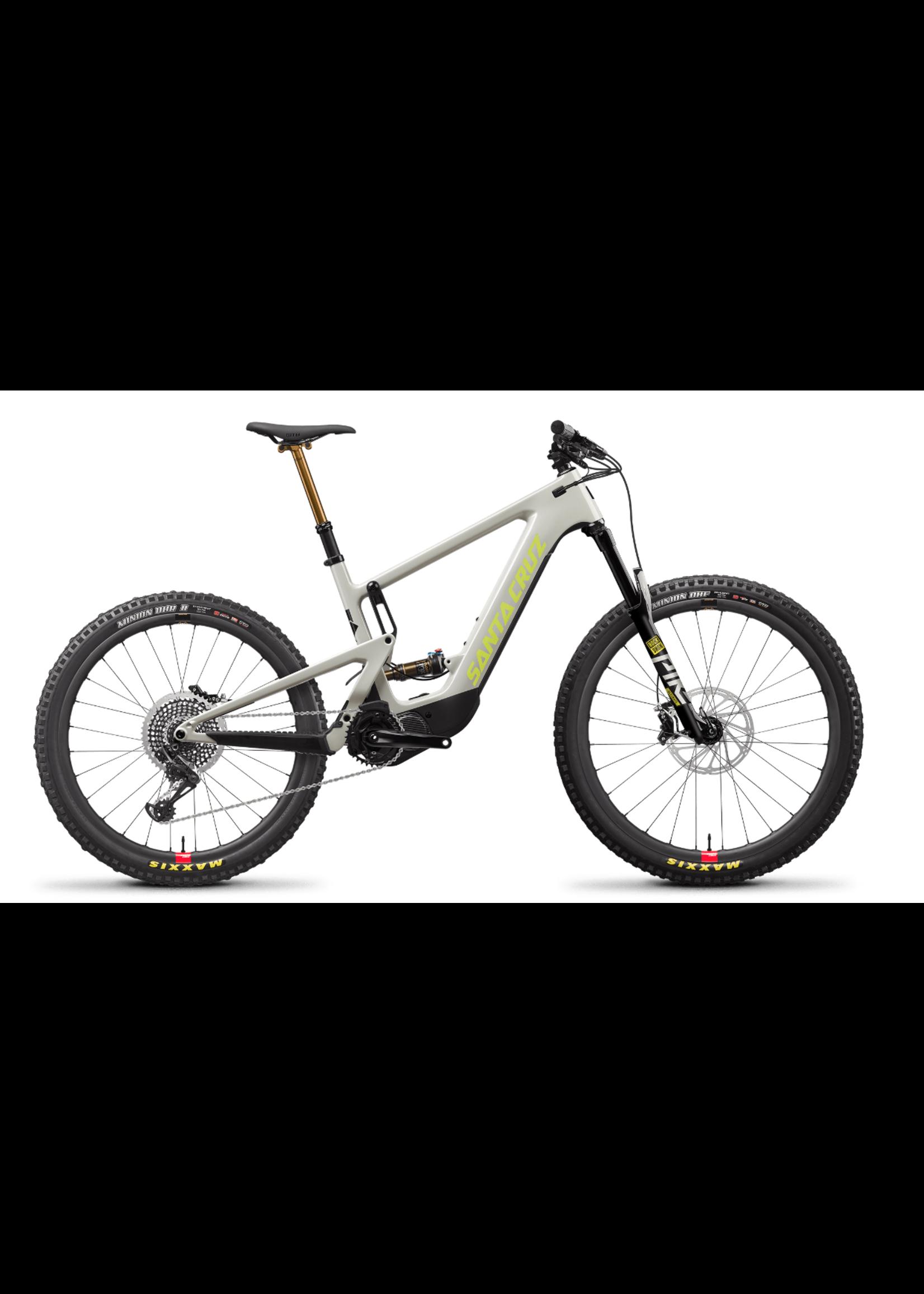 Santa Cruz Bicycles Santa Cruz Heckler CC MX, X01 Reserve Wheels