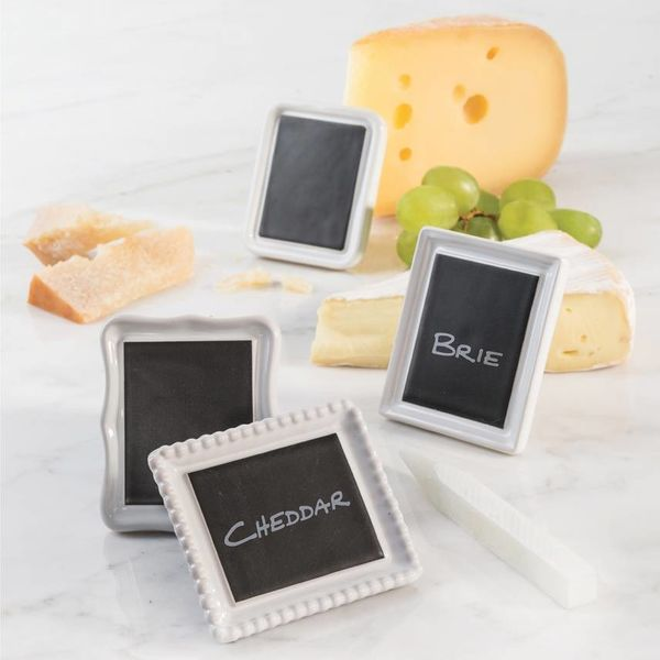 TRUDEAU SET OF 4 CHEESE MARKERS