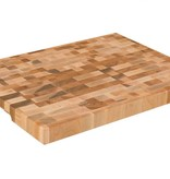 """Planches Labell Labell 16"""" Canadian Maple Hardwood Cutting Board"""
