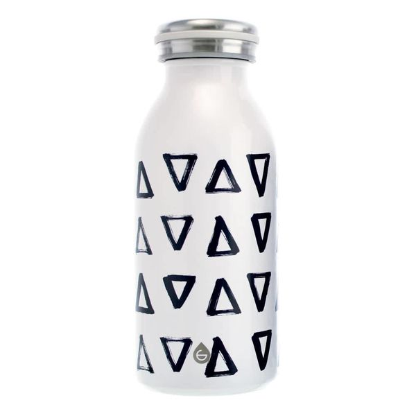 """Grosche BOP! """"Triangle""""  Insulated Water Bottle for Kids"""