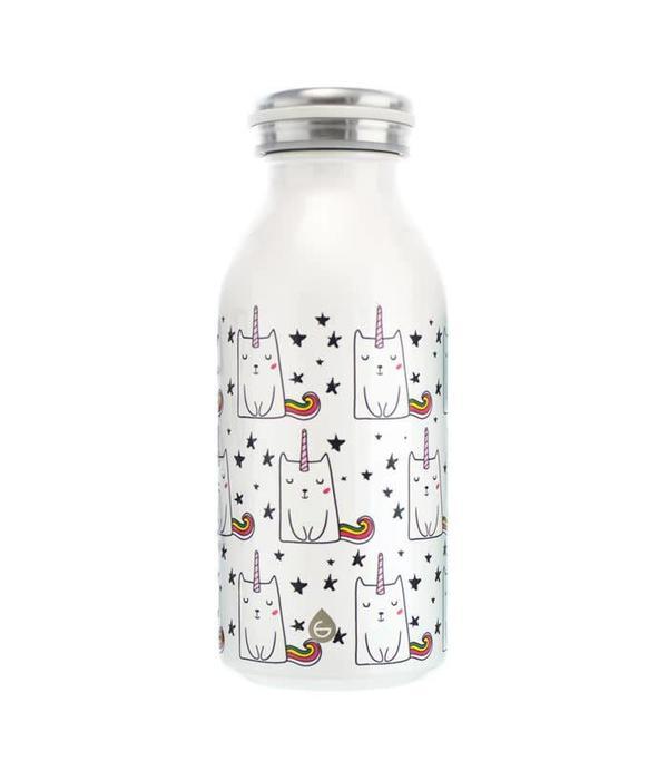 """Grosche BOP! Bouteille d'eau isolée  """"chaton licorne"""" de Grosche pour enfants"""