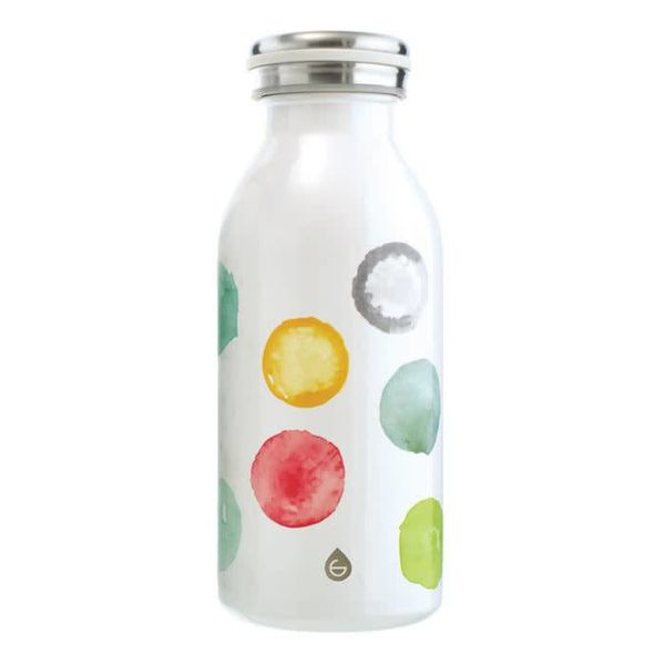 "Grosche BOP! ""Circle"" Insulated Water Bottle for Kids"
