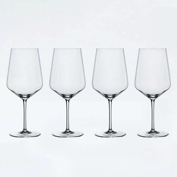 """Ensemble de 4 verres à vin rouge  """"Style"""" par Spiegelau"""