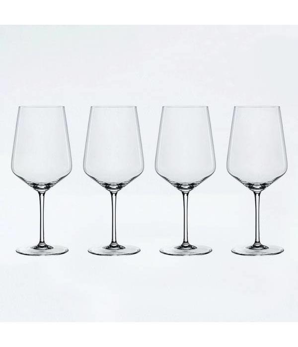 """Spiegelau Ensemble de 4 verres à vin rouge """"Style"""" par Spiegelau"""