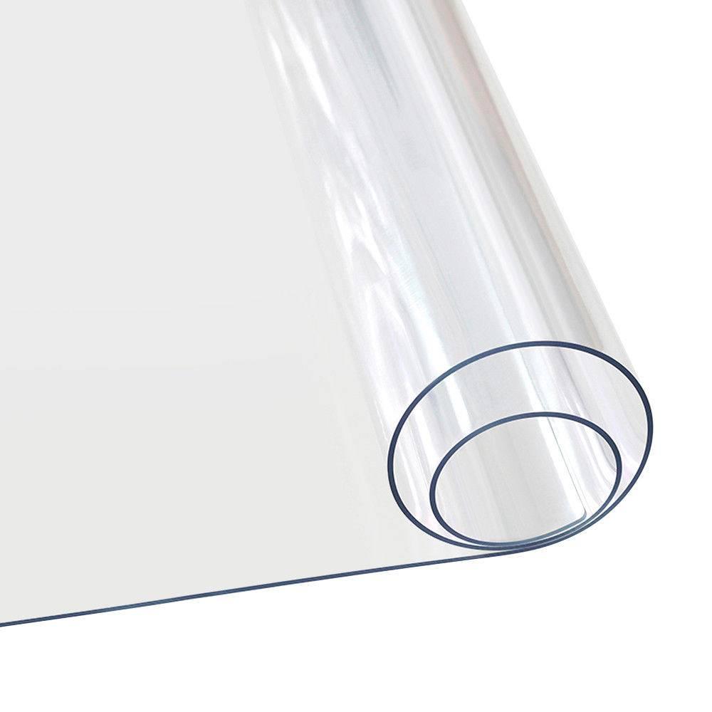 TexStyles Deco Super Clear Vinyl Tablecloth 60 x 84