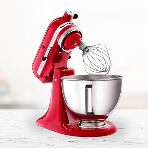 Batteur sur socle Ultra Power® Rouge par Kitchenaid