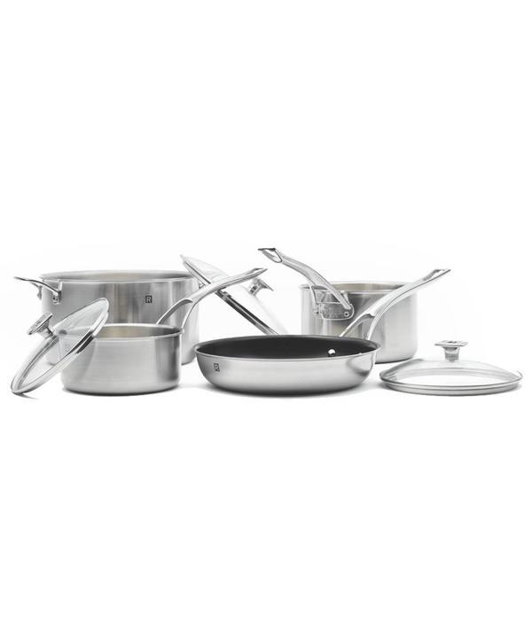 Ricardo Ricardo 7-Piece Cookware Set Stainless Steel