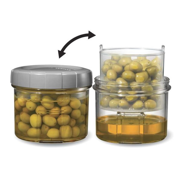 Starfrit Lock & Lock Pickle Jar