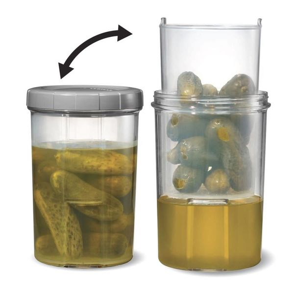 Starfrit Lock & Lock Pickle Jar 1.3 L