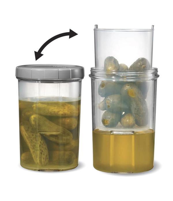 Starfrit Lock & Lock Pickle Jar 1.3 L
