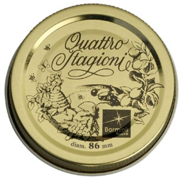 Trudeau Set of 2  Quattro Stagioni Large Caps