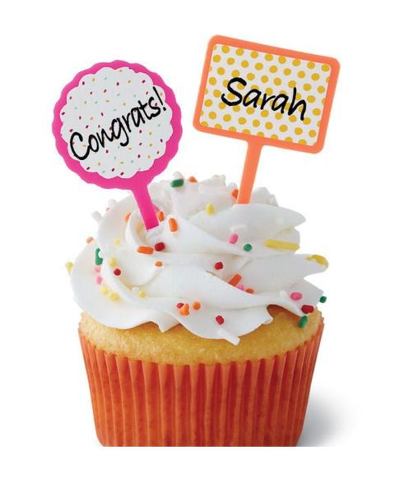 Wilton Customizable Cupcake Toppers