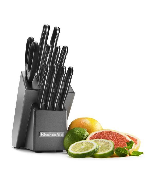 KitchenAid Ensemble de couteaux forgés 12mcx de KitchenAid