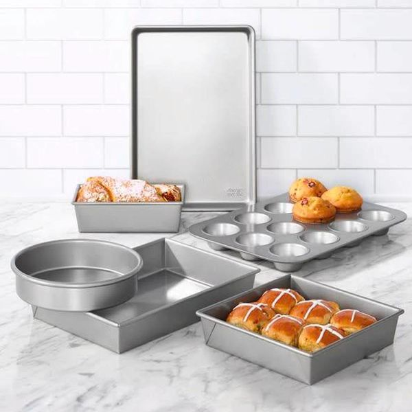 Chicago Metallic 6pc Bakeware Set