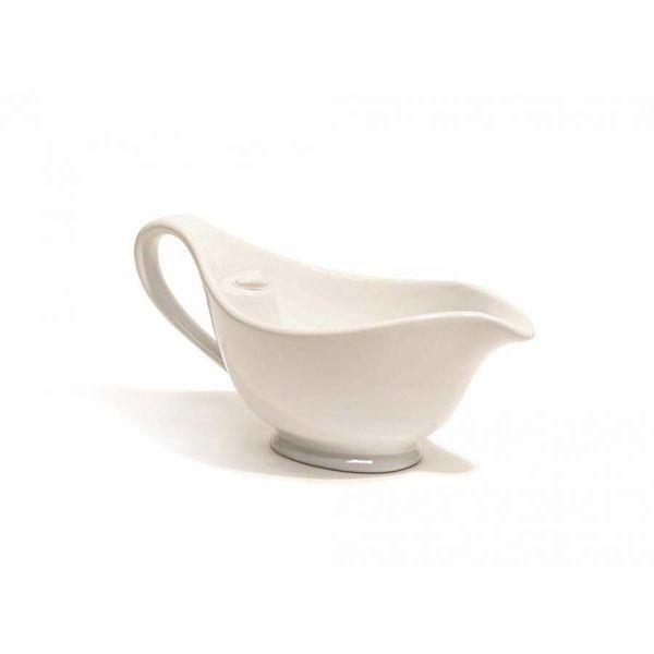 Ricardo Double-walled  Ceramic Gravy Boat