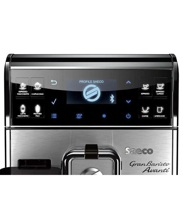 Saeco Philips Saeco Bluetooth GranBaristo Avanti Super-automatic espresso machine