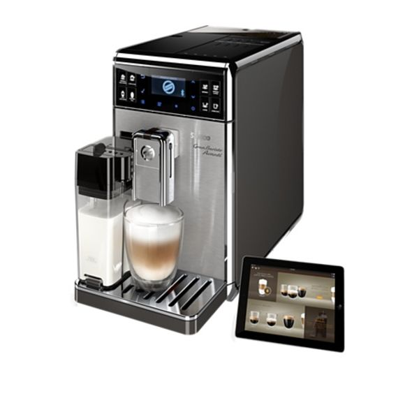 Saeco Bluetooth GranBaristo Avanti Super-automatic espresso machine