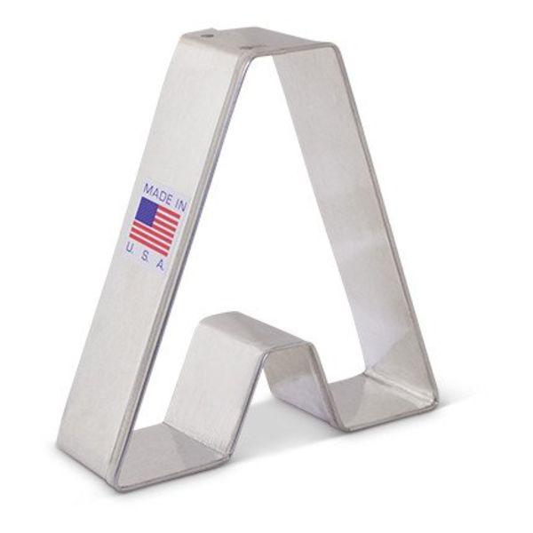"""Emporte-pièce 3,25"""" - lettre """"A""""  de Ann Clark"""