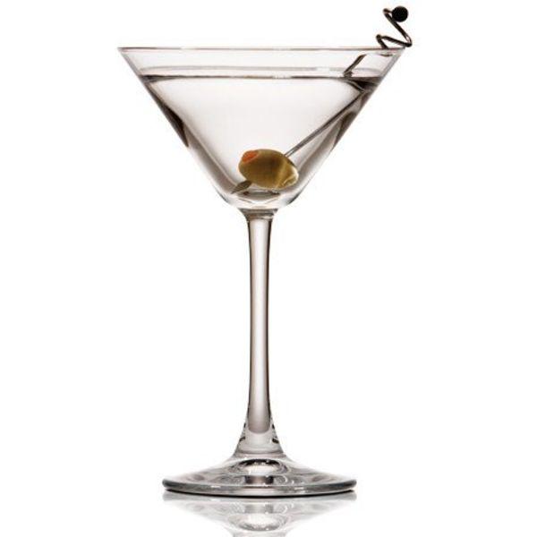 Ens. de 4 verres à martini 220ml Collection Westbury