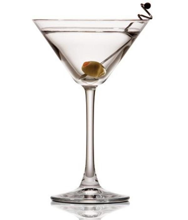 Ens. de 4 verres à martini 250ml Collection Westbury