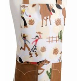 Now Designs Danica Rootin Tootin Kids Apron