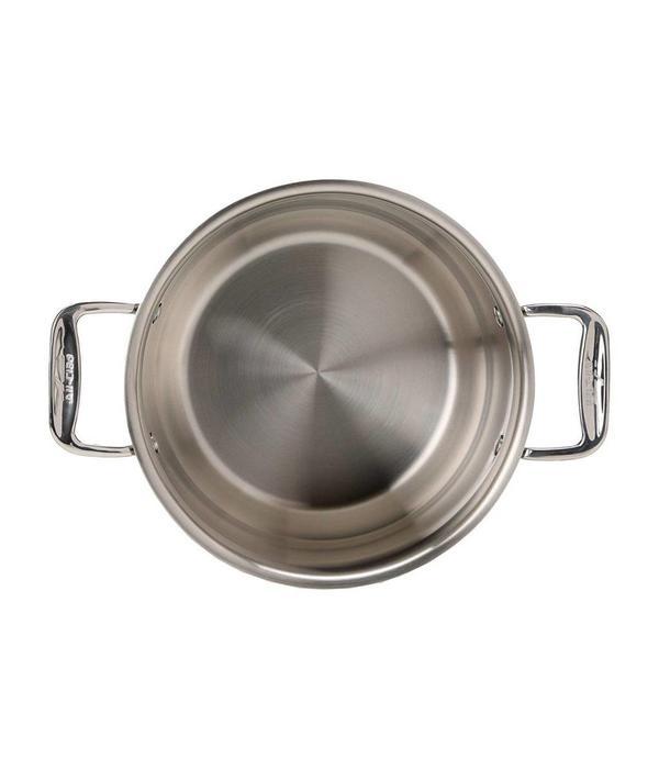 All-Clad Chaudron à pâtes 6qt avec étuveuse de All-Clad