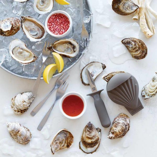 Ensemble à huîtres de 8 pièces Ricardo