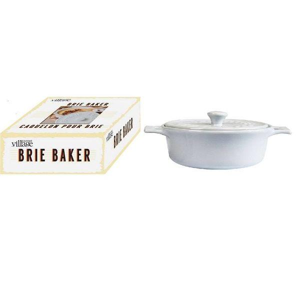 White Brie & Dip Baker by Goumet du Village