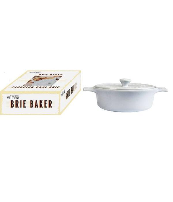Caquelon pour brie blanc de Gourmet du Village
