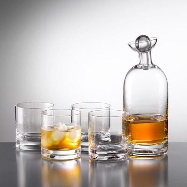 """Ensemble à whiskey """"Morgan"""" 5 pièces"""