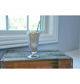 Anchor Hocking 12oz Anchor Hocking Clear Crystal Soda-Fountain Glass