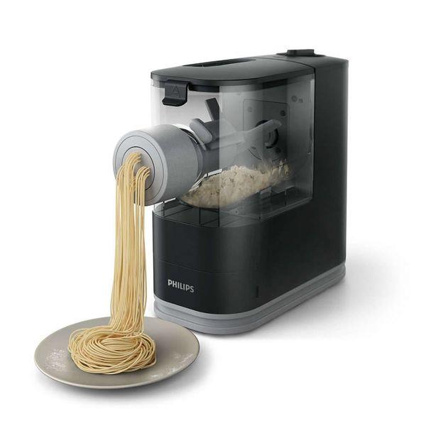 Philips Viva Collection Machine à nouilles et à pâtes (Noire)