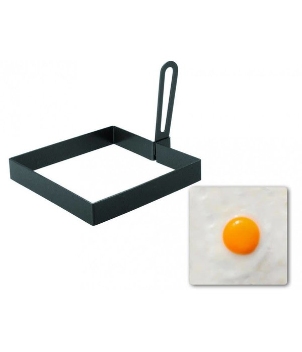 Ibili IBILI 13cm Square Egg Mould